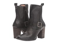 Trask Becca Black Italian Washed Sheepskin Women's Boots