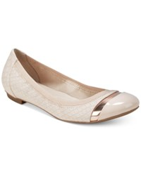Alfani Jemah Ballet Flats Only At Macy's Women's Shoes Pale Pink