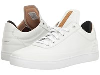 Mark Nason Canter White Leather Men's Shoes