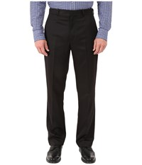 Perry Ellis Solid Performance Portfolio Pant Black Men's Dress Pants