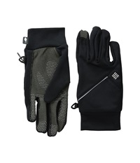 Columbia Trail Summit Running Glove Black Extreme Cold Weather Gloves