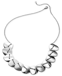 Breil Milano Breil Necklace Stainless Steel Pendant Frontal Necklace