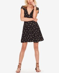 Denim And Supply Ralph Lauren Floral Print Fit And Flare Dress Castine Floral