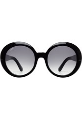 Tod's Tods Oversize Sunglasses Black