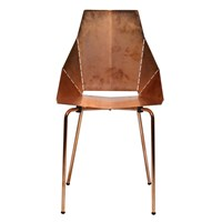Blu Dot Copper Real Good Chair