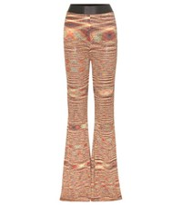 Ellery Ribbed Trousers Multicoloured