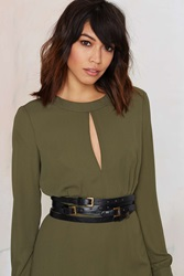 Nasty Gal Ada Collection Elena Layered Belt