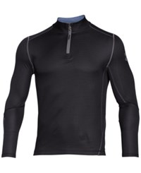 Under Armour Coldgear Infrared Grid Half Zip Long Sleeve Performance Shirt