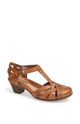 Women's Cobb Hill 'Aubrey' Sandal Tan