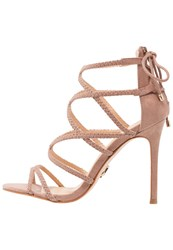 Lipsy Sandals Nude