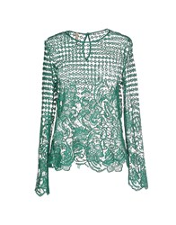 Imperial Star Imperial Shirts Blouses Women Green