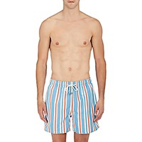 Solid And Striped Men's The Classic Swim Trunks Blue