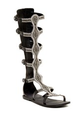 Rebels Velocity Gladiator Sandal Black
