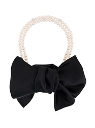 Magda Butrym Tied Bow Choker Unavailable