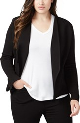 Rachel Roy Plus Size Women's Ponte Knit Jacket