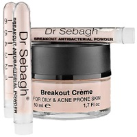 Dr Sebagh Antibacterial Powder And Breakout Creme