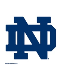 Wincraft Notre Dame Fighting Irish 8' X 8' Die Cut Decal Team Color