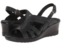 Keen Elizabeth Black Women's Wedge Shoes