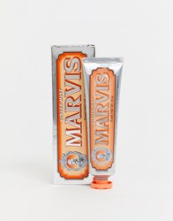 Marvis Ginger Mint Toothpaste 75Ml Clear