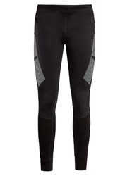 Casall M Hit Prime Performance Leggings Black