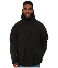 Penfield Holgate Faux Fur Lined Field Jacket Black Men's Coat