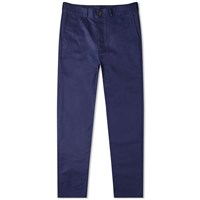 Maison Kitsune Perfect Chino Blue