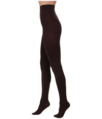 Hue Absolute Opaque Tights Espresso Hose Brown