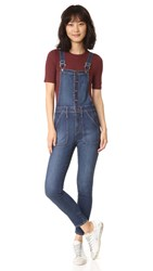 Madewell Skinny Overalls Newville