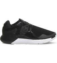 Adidas Y3 Boost Qr Neoprene Trainers Black White