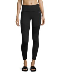 The North Face Motivation Mesh Performance Leggings Black