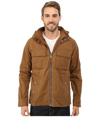 Lucky Brand Heritage Parka Jacket Tobacco Men's Coat Brown