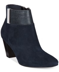 Alfani Women's Palessa Booties Only At Macy's Women's Shoes Ink