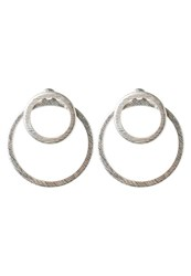 Pilgrim Earrings Silvercoloured