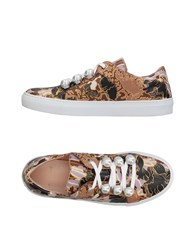Carven Sneakers Camel