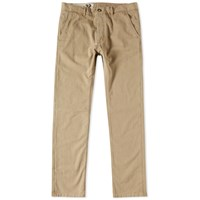 Bleu De Paname Denim Civil Pant Brown