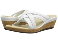 Onex Camy White Women's Wedge Shoes