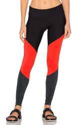 Onzie Track Leggings Black