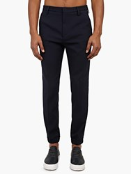 Kenzo Navy Lightweight Casual Trousers