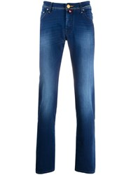 Jacob Cohen Slim Fit Relaxed Jeans 60