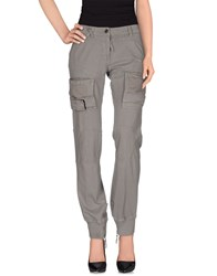 Aeronautica Militare Trousers Casual Trousers Women Khaki