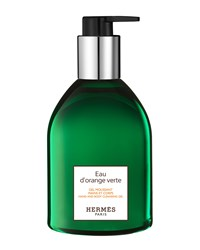 Hermes Eau D'orange Verte Hand And Body Cleansing Gel 10 Oz. Hermes