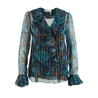 See By Chloe Fireworks Blouse Multicolor Black 1