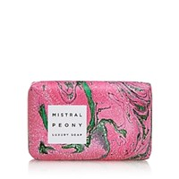 Mistral Peony Bar Soap No Color