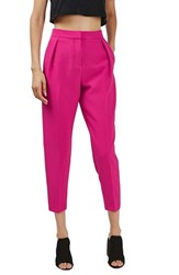 Topshop Women's Structured Peg Trousers