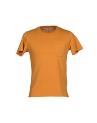 Officina 36 T Shirts Orange
