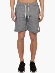 Saturdays Surf Nyc Grey Cotton Austin' Shorts