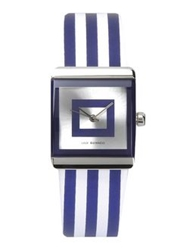 Lulu Guinness Wrist Watches Blue