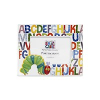 The Very Hungry Caterpillar Caterpillar Abc Photo Frame