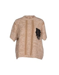 Ndegree 21 Sweaters Camel