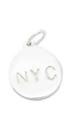 Helen Ficalora Nyc Charm Silver